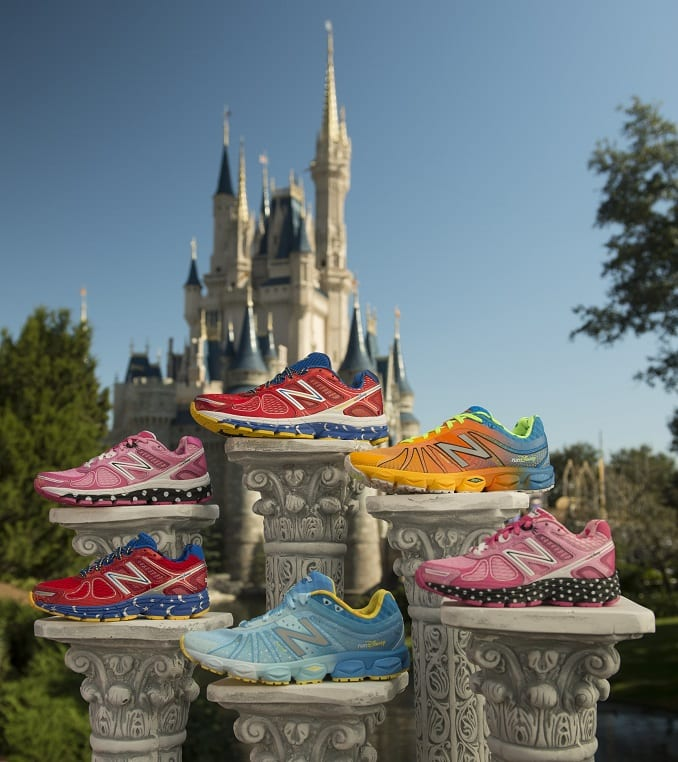 Racing Disney: Gear for Beginners, Part 1 Shoes 5