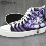 Cheshire Cat Is On My Feet!!! 4