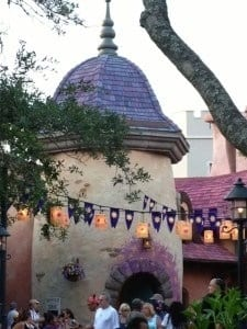 "The ""Tangled"" Rest Rooms, Magic Kingdom! 3"