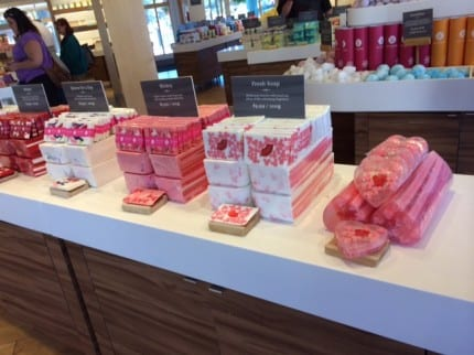 Valentine Gifts at BASIN, Disney Springs! 25