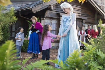 'Frozen' Friends Join Disney Cruise Line Port Adventures in Norway 3