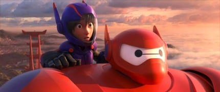 12 Things You Didn't Know About Big Hero 6 1