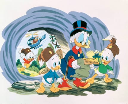 This is Not a Drill: We're Getting New DuckTales in 2017! 6