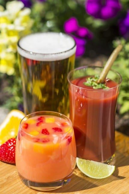 Snazzy New Beverages, New Chef Demos Brighten Epcot International Flower & Garden Festival March 4 – May 17 21