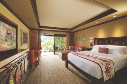 Disney's Polynesian Villas & Bungalows Offers Up Comfort and Extra Space 3