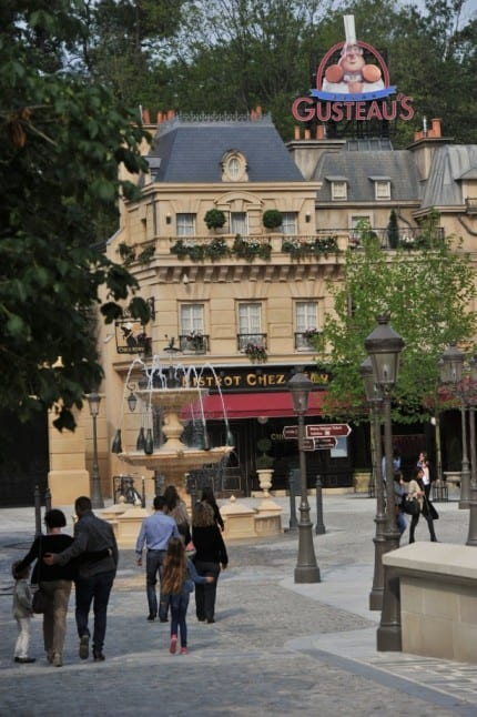 Ratatouille Attraction at Disneyland Paris Awarded for Outstanding Visual Effects 19