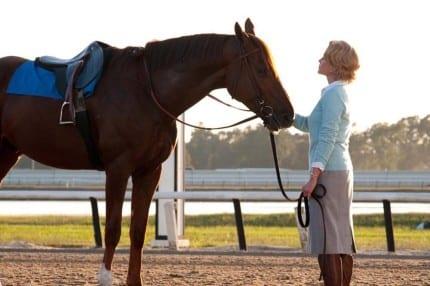 Secretariat-with-Diane-Lane