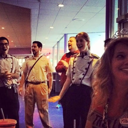 Cast Member Kindness at Cosmic Rays, Magic Kingdom! 13