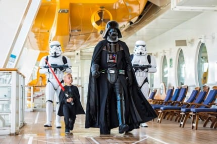 Star Wars Day at Sea on the Disney Fantasy to Feature Deck Party, Characters, Film Screenings, Celebrities and More 13