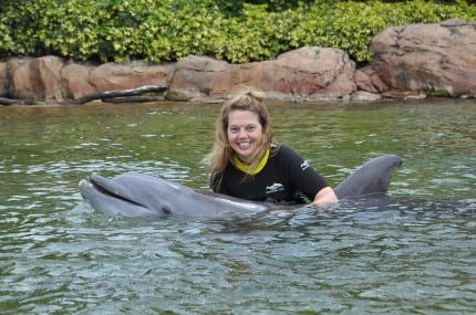 TMSM's Adventures in Florida Living ~ Swimming with Dolphins! 6