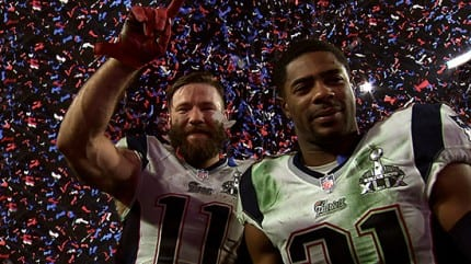 Super Bowl Stars Julian Edelman and Malcolm Butler Coming to Disneyland Resort 5