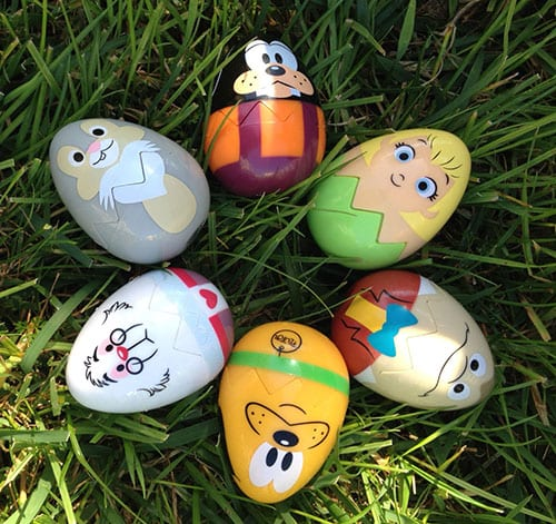 Disney Egg-stravaganza Returns to Disney Parks 1