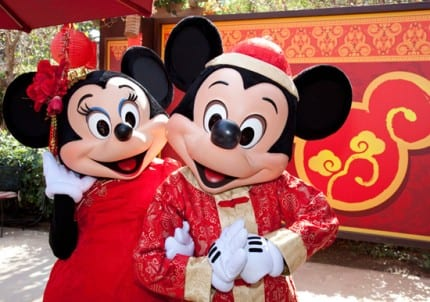 Happy Lunar New Year Celebration Returns to Disney California Adventure Park 5