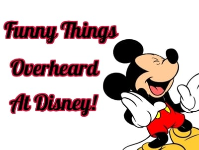 (Funny) Things Overheard While Standing in Line at Disney, Volume 4! 5