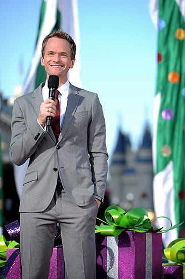 Neil Patrick Harris Joins Mickey Mouse as Host of the All-New 'World of Color' Show for the Disneyland Resort Diamond Celebration 4