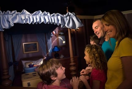 Step Inside the Story of 'Peter Pan' in the Attraction's New Interactive Queue 11