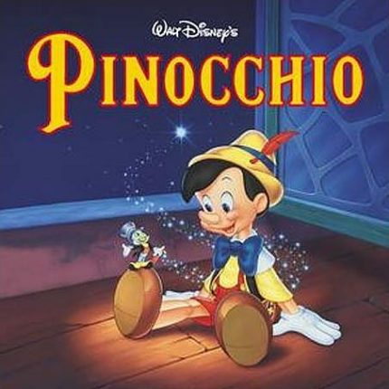 Happy Birthday/Anniversary Pinocchio! 6
