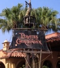 Walt Disney World and Disneyland Refurb List Released  2/24 (POTC!!) 2