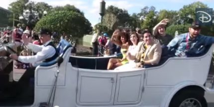 YouTube Stars Show Disney Side at Walt Disney World Resort 5