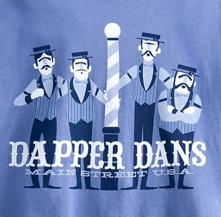 The Disney Store Releases Limited Availability Dapper Dan and Date Night Shirts 7