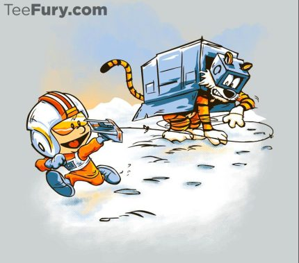 TeeFury Star Wars Inspired Shirts Today Only!!! 2