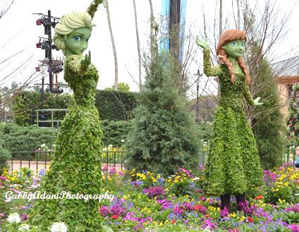 Disney from a Teen's Perspective: Topiaries Galore 11