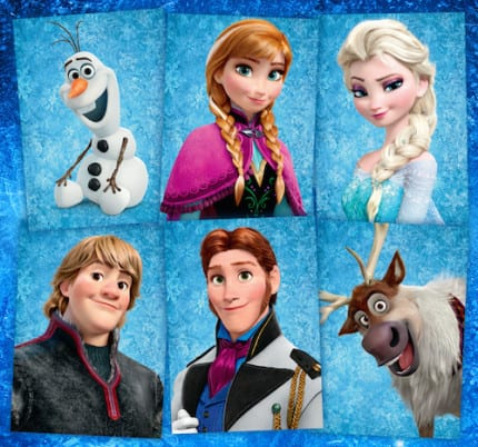Details On The Upcoming Frozen Vinylmation Series Including The Full Lineup 10