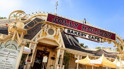 New Spring Menu Begins Today at Jolly Holiday Bakery Café in Disneyland Park 1
