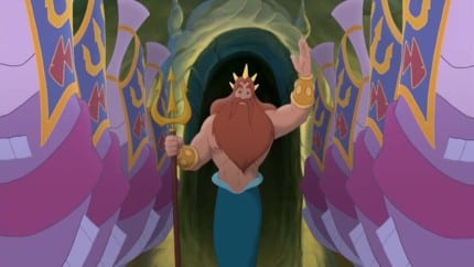 Breaking News: This is What King Triton Used to Look Like 14