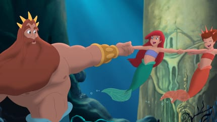 breaking news this is what king triton used to look like
