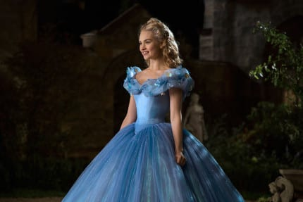 Cinderella-Inspired Style For Short Hair 5