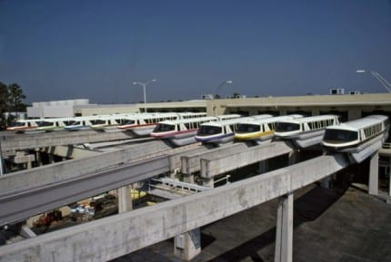 Walt Disney World Monorail System 2