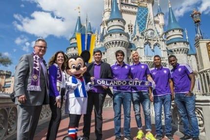 Disney and Orlando City Team Up to Make Soccer Magic at Walt Disney World Resort 24