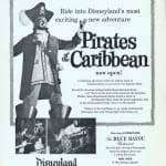 The Pirates of the Caribbean Have Been Pillaging and Plundering for 48 Years