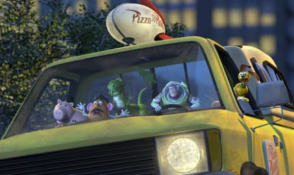 Did You Spot All These Pixar Pizza Planet Truck Moments? 25