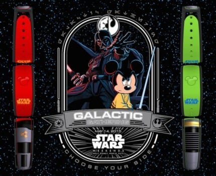 Join 'Galactic Gathering' for Star Wars Weekends 2015 at Disney's Hollywood Studios on May 14 21