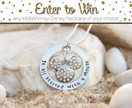 Enter To Win Disney Item Of Your Choice From KK&Whimsy ~ Details Below 1