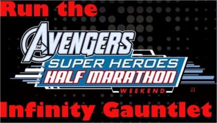 BREAKING: Run the Infinity Gauntlet Challenge as part of Disneyland's Avengers Half Marathon Weekend! 1