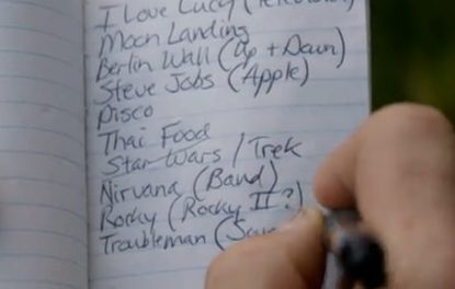 Captain America's To Do List 5