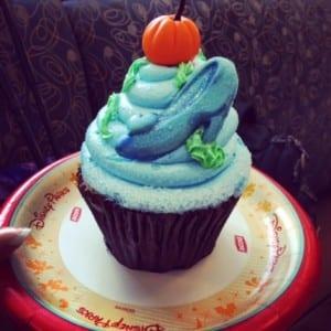 Adorable New Cinderella Cupcakes at Walt Disney World The Main