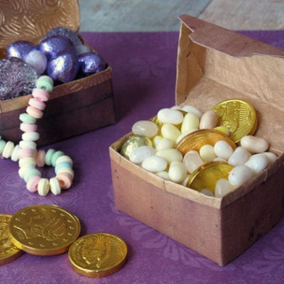 Ariel's Sunken Easter Treasure Chests 3