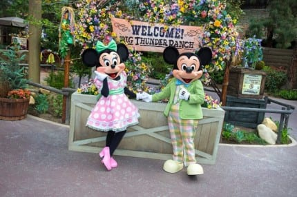 Springtime Roundup Blooms Once Again at Disneyland Park 2