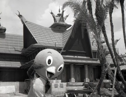 Orange Bird Visits Adventureland at Magic Kingdom Park, 1971 23