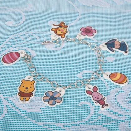 Winnie the Pooh Cute Easter Charm Craft 5