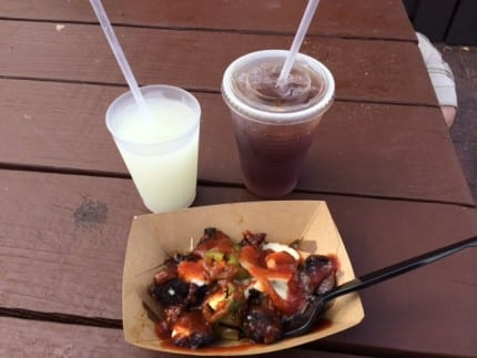 The Smokehouse Barbecue and Brews ~ Epcot Flower and Garden Fest! 3
