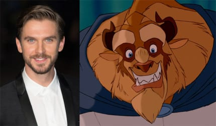 Dan Stevens to Star Opposite Emma Watson in Beauty and the Beast 5