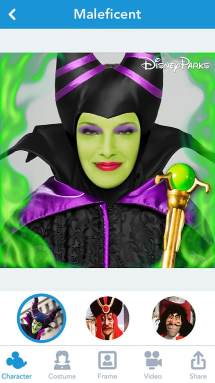 New Disney Side App Transforms You Into Disney Parks Characters 3