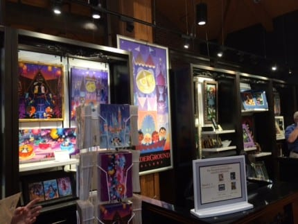 Photos from the New WonderGround Gallery, Downtown Disney Co Op! 5