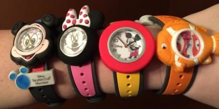 How To Turn Your Magicband Into A Watch in Three Easy Steps 36
