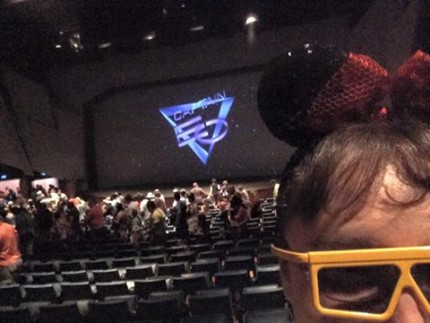 Today Is The Last Day to Catch Captain EO at Walt Disney World Before It's Temporary Closure 26